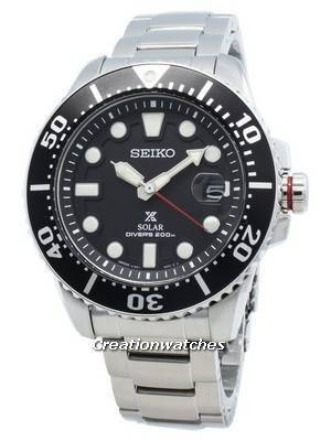 Seiko Prospex SBDJ017 Diver 200M Solar Japan Made Men's Watch