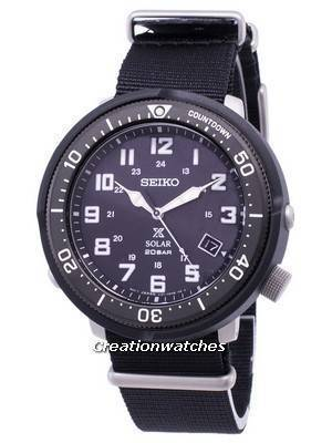 Seiko Prospex Fieldmaster Lowercase Special Edition SBDJ027 SBDJ027J1 SBDJ027J Men's Watch