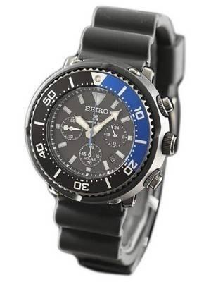 Seiko Prospex SBDL045 Scuba Diver 200M Limited Edition Chronograph Men's Watch