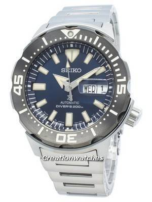 Seiko Prospex Monster SBDY033 Automatic Japan Made Men's Watch