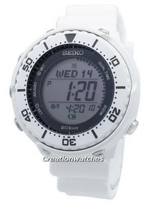 Seiko Prospex Lowercase SBEP011 Solar 200M Men's Watch