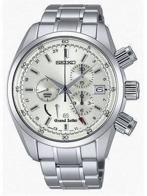 Grand Seiko Chronograph Spring Drive SBGC001 GMT Watch