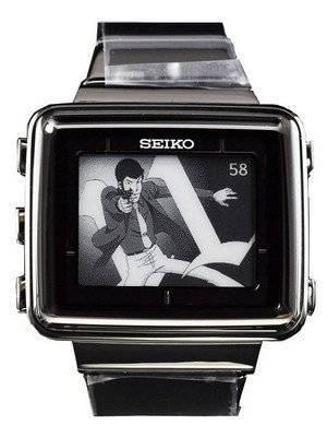 Seiko Matrics EPD Lupin 3rd Limited Edition SBPA007 Watch