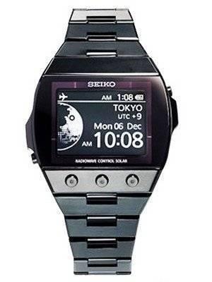 Seiko Brightz Solar Wave Active Matrics EPD SDGA001 Watch
