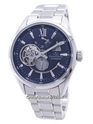 Orient Star Automatic Semi Skeleton Power Reserve SDK05002D DK05002D Men's Watch