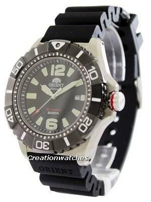 Orient M-Force Automatic Titanium SDV01003B DV01003B Men's Watch