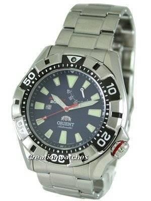Orient M-Force Automatic Diver Power Reserve EL03001D Men's Watch
