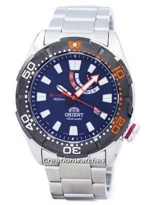 Orient M-Force Bravo Power Reserve Automatic SEL0A002D0 Men's Watch
