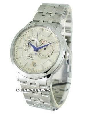 Orient Automatic Sun & Moon SET0P002W0 Men's Watch