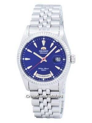 Orient Oyster Automatic Japan Made SEV0J006DH Men's Watch