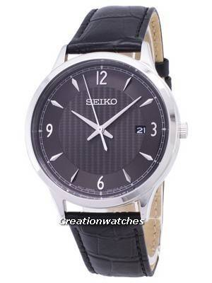Seiko Quartz SGEH85 SGEH85P1 SGEH85P Analog Men's Watch