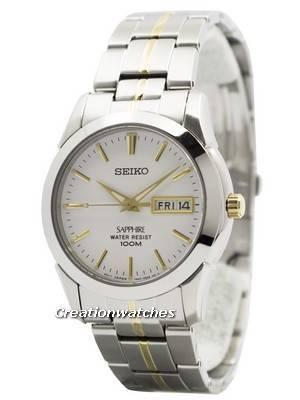 Seiko Sapphire SGG719 SGG719P1 SGG719P Men's Watch