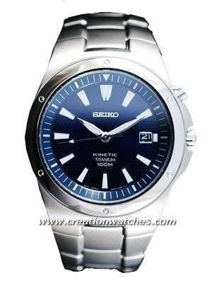Seiko Arctura Kinetic Titanium SKA395P1 SKA395P SKA395