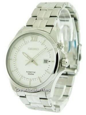 Seiko Kinetic SKA571P1 SKA571P Men's Watch