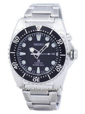 Seiko Prospex Kinetic Diver\'s 200M SKA761 SKA761P1 SKA761P Men\'s Watch