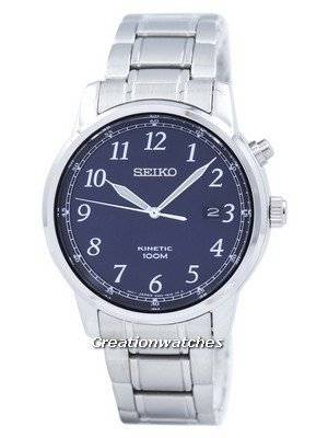 Relógio Seiko Kinetic Analógico SKA777 SKA777P1 SKA777P Men