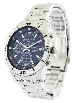 Seiko Chronograph SKS399P1 SKS399P SKS399 Men's Watch