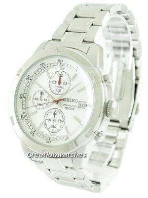 Seiko Chronograph SKS417 SKS417P1 SKS417P Men's Watch