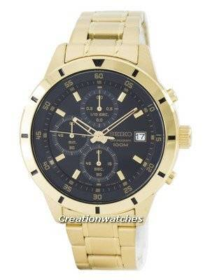 Seiko Quartz Chronograph SKS568 SKS568P1 SKS568P Men's Watch