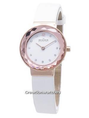 Skagen Leonora SKW2769 Diamond Accent Quartz Women's Watch