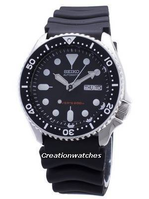 Seiko SKX007 SKX007K1 SKX007K Automatic Diver Band Men's Watch