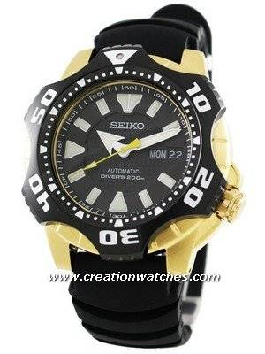 Seiko Diver's Automatic  SKZ286K1 SKZ286K SKZ286 Men's Watch