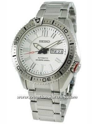 Seiko Diver's 200m Automatic SKZ323K1 SKZ323 SKZ323K Men's Watch