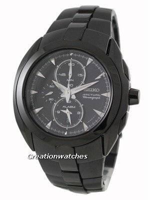 Seiko Arctura Alarm Chronograph SNAD11P1 SNAD11P SNAD11 Men's Watch