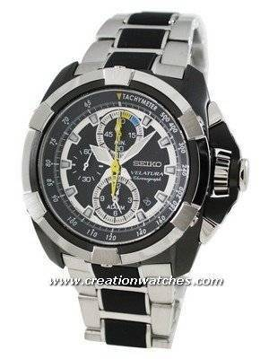 Seiko Velatura Chronograph SNAE21P1 Men's Watch