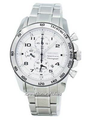 Seiko Sportura Chronograph Mens Watch