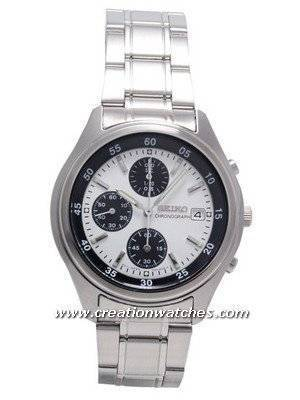 Seiko Chronograph SND219 SND219P1 SND219P Men's Watch