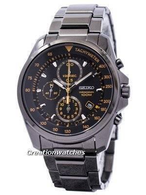 Seiko Quartz Chronograph SNDD65P1 SNDD65 SNDD65P Mens watch
