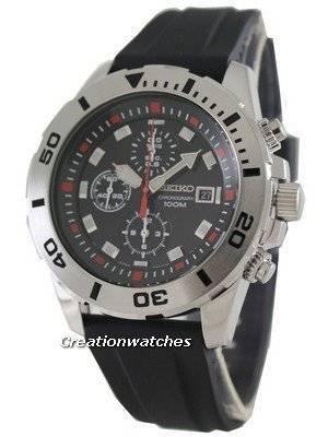 Seiko Neo Sport Chronograph 100M SNDD95P2 Mens Watch