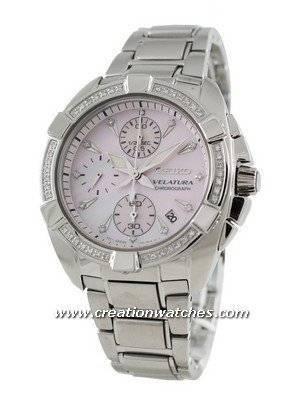 Seiko Ladies Diamond Watch