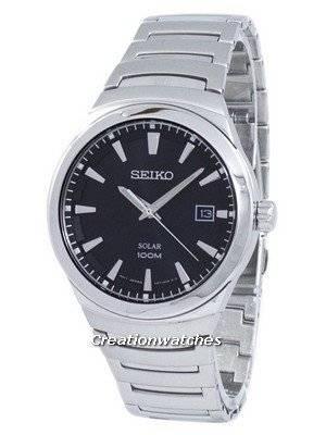 Seiko Solar SNE291 SNE291P1 SNE291P Men\'s Watch