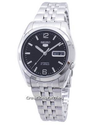 Seiko 5 Automatic 21 Jewels SNK393 SNK393K1 SNK393K Men\'s Watch