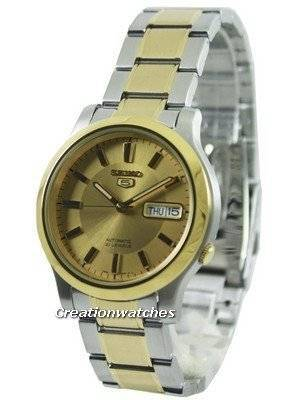 Seiko 5 Automatic 21 Jewels SNK792 SNK792K1 SNK792K Men\'s Watch