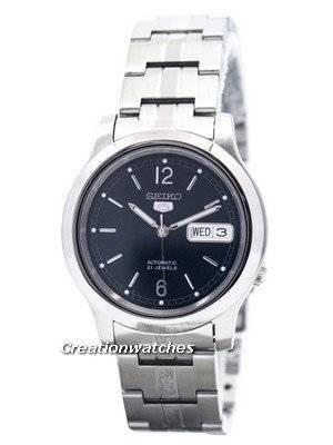 Seiko 5 Automatic SNK801 SNK801K1 SNK801K Men's Watch