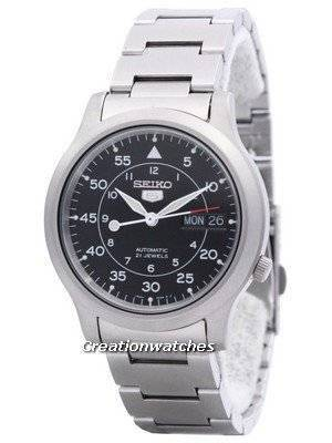Seiko 5 Automatic  SNK809 SNK809K1 SNK809K  21 Jewel  Men's Watch