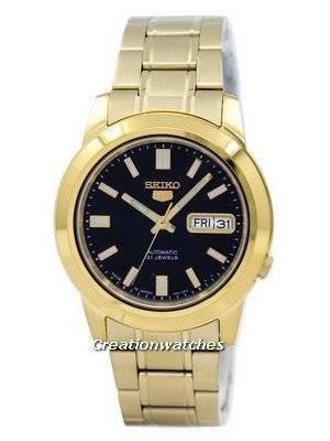 Seiko 5 Automatic Japan Made SNKK22 SNKK22J1 SNKK22J Men's Watch