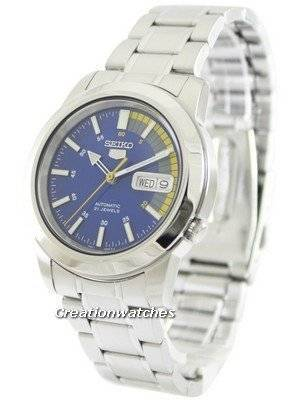 Seiko 5 Automatic 21 Jewels SNKK27 SNKK27K1 SNKK27K Men's Watch