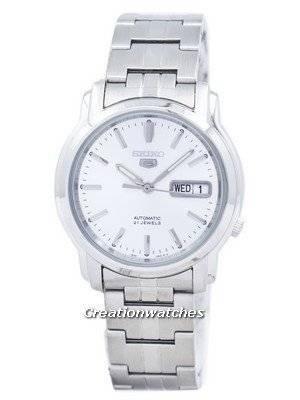 Seiko 5 Automatic 21 Jewels SNKK65 SNKK65K1 SNKK65K Men\'s Watch