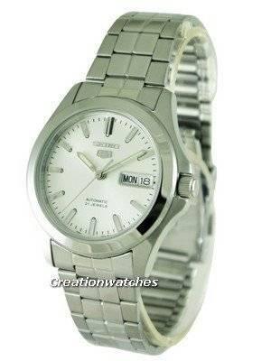 Seiko 5 Automatic 21 Jewels SNKK87 SNKK87K1 SNKK87K Men\'s Watch
