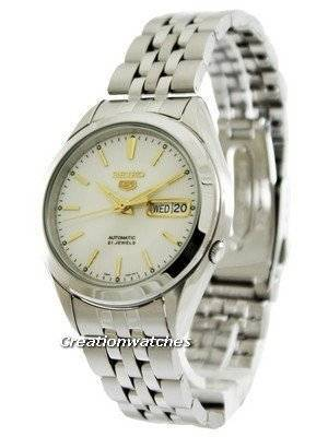 Seiko 5 Automatic 21 Jewels SNKL17K1 SNKL17K SNKL17 Men\'s Watch