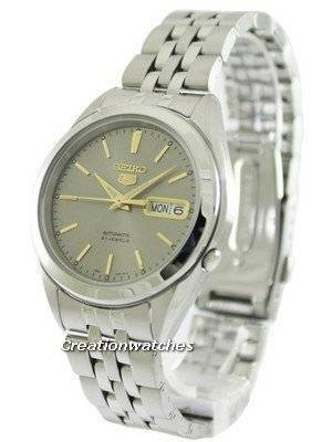 Seiko 5 Automatic 21 Jewels SNKL19K1 SNKL19K Men's Watch