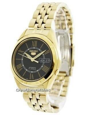 Seiko 5 Automatic 21 Jewels SNKL40K1 SNKL40K SNKL40 Men\'s Watch