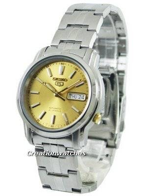 Seiko 5 Automatic 21 Jewels SNKL81 SNKL81K1 SNKL81K Men's Watch