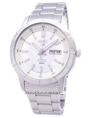 Seiko Automatic Japan Made SNKN51 SNKN51J1 SNKN51J Men's Watch