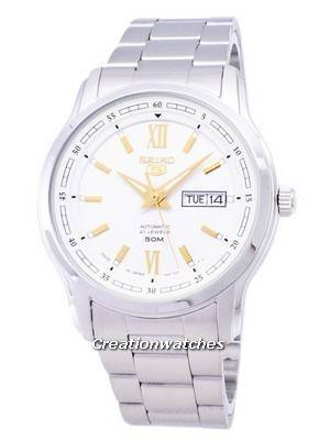 Seiko 5 Classic Automatic Japan Made SNKP15 SNKP15J1 SNKP15J Men's Watch