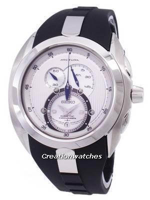 Seiko Arctura Kinetic Chronograph SNL049 SNL049P1 SNL049P Men's Watch